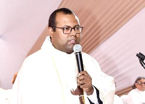 Padre Jeferson Galdino de Oliveira