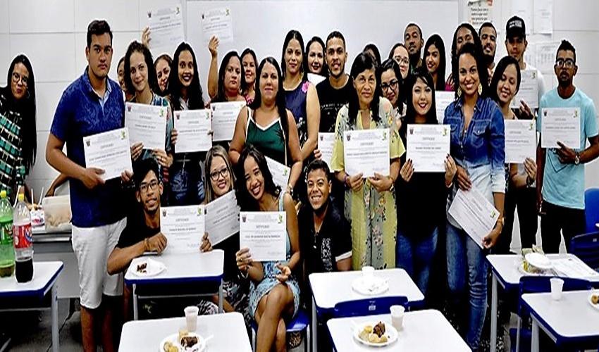 Cursos Profissionalizantes do Instituto Mandacaru abrirão novas vagas nos dias 17, 18 e 19 deste mês