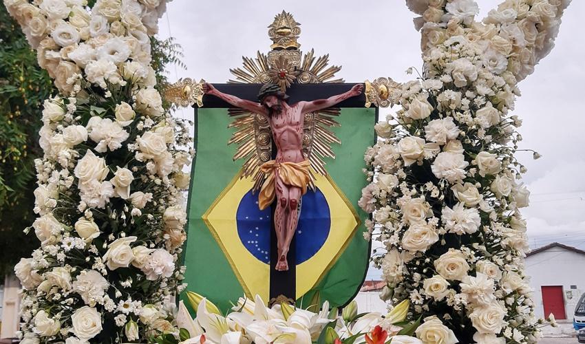A Paróquia do Senhor do Bonfim em Chorrochó (BA) celebra 35 anos de criação e missão