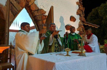 Igreja de São Francisco de Assis celebrou 70 anos de existência com Missa em Ação de Graças