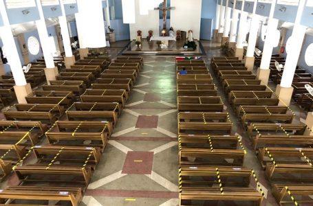 Entra em vigor, a partir de manhã, 19, o novo Decreto da Diocese de Paulo Afonso (BA), para reabertura parcial das Paróquias