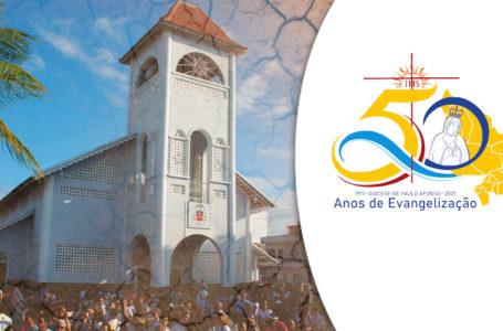 A Diocese de Paulo Afonso completa 50 anos de existência