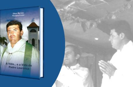 Escritores da ALPA, relançam livro sobre a vida de Padre Lourenço Tori