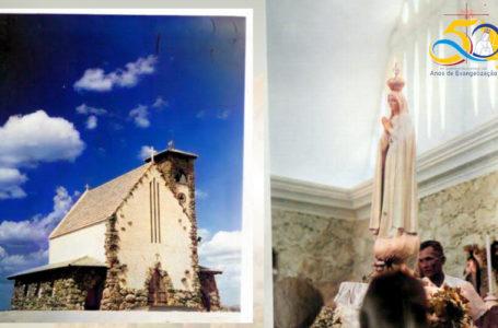 A Paróquia São Francisco parabeniza a Diocese de Paulo Afonso, que comemora os 50 anos de sua criação