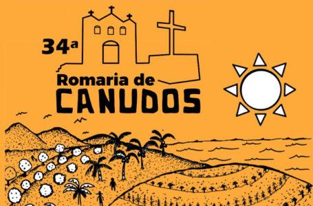 34ª Romaria de Canudos (22 a 24 de Outubro de 2021)