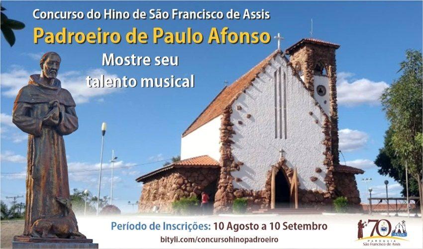 Concurso SF Paulo Afonso 2020